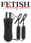 FF Vibrating Nipple Clamps